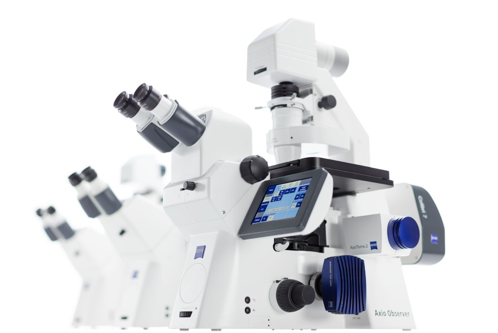 Axio Observer for Life Science Research